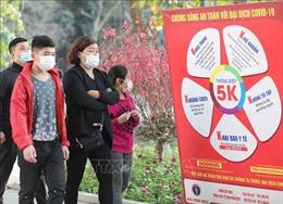 Hà Nội: Đề nghị người dân hạn chế đi lại, đi chúc Tết