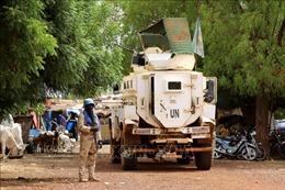 Lực lượng gìn giữ hòa bình LHQ tại Mali lại bị tấn công