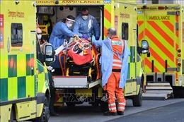 Các trường hợp nhiễm biến thể từ Anh chiếm 25% số ca tại Pháp