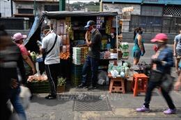 Venezuela công bố số liệu kinh tế đáng quan ngại