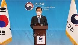 Ngoại trưởng Hàn - Mỹ tái khẳng định quan hệ đồng minh chặt chẽ