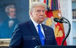 Cựu Tổng thống Mỹ Donald Trump 'trắng án' trong cuộc bỏ phiếu luận tội