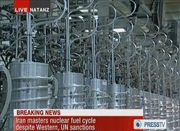Iran lắp đặt thêm máy ly tâm hiện đại tại cơ sở Natanz