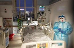 Số bệnh nhân trong tình trạng nguy kịch tại CH Séc ở mức cao nhất