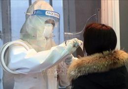 Số ca mắc COVID-19 trong ngày tại Hàn Quốc giảm dưới ngưỡng 600 ca