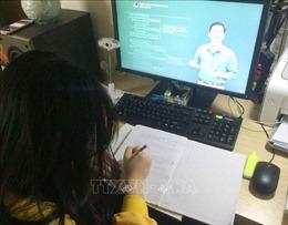 Hà Nội: Sắp xếp giờ học trực tuyến hợp lý cho học sinh lớp 1