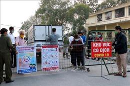 Dỡ bỏ phong tỏa, người dân Nhiêu Đậu (Bắc Ninh) vỡ òa niềm vui