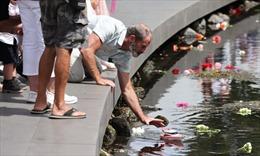 Tưởng niệm 10 năm trận động đất kinh hoàng tại Christchurch