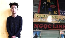 Tạm giữ hình sự chủ quán karaoke tổ chức sử dụng trái phép chất ma túy
