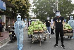 Hải Dương: Không để công nhân trong các khu phong tỏa thiếu thốn