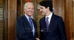 Canada, Mỹ cam kết thực hiện lộ trình đầy tham vọng về quan hệ song phương