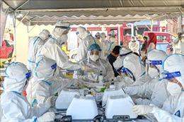 Malaysia triển khai chương trình tiêm chủng vaccine ngừa COVID-19