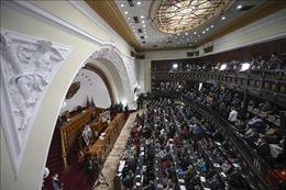 Quốc hội Venezuela bầu ban lãnh đạo mới của cơ quan bầu cử quốc gia