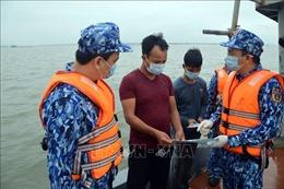 Bộ Tư lệnh Vùng Cảnh sát biển 1 chung tay đẩy lùi đại dịch COVID-19