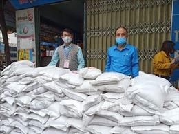 Hải Dương hỗ trợ trên 50 tấn gạo cho công nhân lao động trong vùng dịch