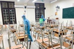 Đồng Tháp cho học sinh khu vực biên giới nghỉ học để phòng, chống dịch