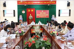 Bầu cử QH & HĐND: Đồng Nai tuyên truyền đến các cấp Công đoàn