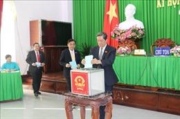 HĐND TP Cần Thơ thực hiện công tác nhân sự, thông qua các nghị quyết