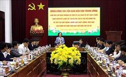 Cấp ủy Đảng, người đứng đầu phải làm gương thực hành dân chủ
