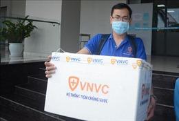 Đà Nẵng tiếp nhận 100 liều vaccine phòng COVID-19