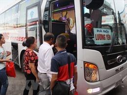 Phà Rừng và tuyến xe khách liên tỉnh Hải Phòng - Quảng Ninh hoạt động trở lại