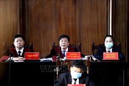 Vụ án nguyên Phó Chủ tịch UBND TP Hồ Chí Minh Nguyễn Thành Tài: Tạm dừng phiên tòa 5 ngày