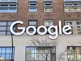 Google đầu tư trên 7 tỉ USD ở Mỹ trong năm nay