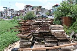 Dự án 'treo' tại Thủ đô và nỗi lo lãng phí đất đai