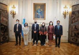Argentina và ASEAN thúc đẩy hợp tác