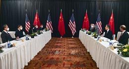 Phái đoàn Trung Quốc thông báo các nội dung cuộc đối thoại với Mỹ