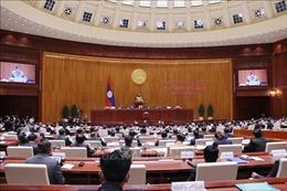 Quốc hội Lào thông qua danh sách thành viên Chính phủ