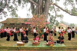 Lễ hội Hết Chá ở Mộc Châu, Sơn La hướng tới xây dựng, bảo vệ cuộc sống hạnh phúc cho người dân