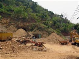 Sơn La: Cần sớm có phương án đảm bảo an toàn cho người dân khu vực mỏ đồng bản Ngậm