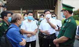 Dịch COVID-19: Kiểm tra công tác phòng, chống dịch tại Tây Ninh