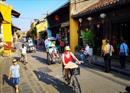 48.000 lượt khách quốc tế đến Việt Nam trong quý I/2021