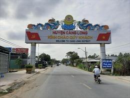 Trà Vinh có hai địa phương cán đích xây dựng nông thôn mới