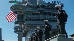 Mỹ kết thúc đợt huấn luyện các đơn vị phòng thủ tên lửa