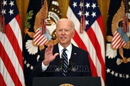 Tổng thống Biden đưa ra sáng kiến mới để chống bạo lực với người Mỹ gốc Á
