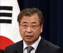 Cố vấn An ninh quốc gia Hàn Quốc tới Mỹ tham dự đối thoại Mỹ - Nhật - Hàn