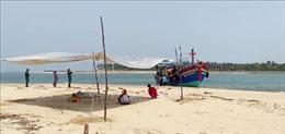 Quảng Bình: Tìm thấy thi thể ngư dân mất tích trên biển