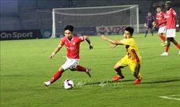 V.League 2021: Hồng Lĩnh Hà Tĩnh thua đau đội cuối bảng Đông Á Thanh Hóa