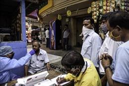 Bang điểm nóng của Ấn Độ ban bố các biện pháp hạn chế nghiêm ngặt