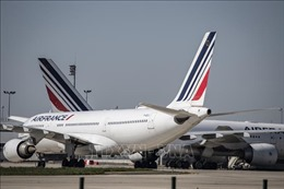 EU 'bật đèn xanh' bổ sung hỗ trợ cho hãng hàng không Air France
