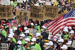 Nước Mỹ đối phó với 'virus kỳ thị' người gốc Á