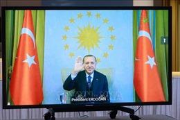 Thổ Nhĩ Kỳ khẳng định quyết tâm gia nhập EU