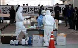 Hàn Quốc ghi nhận số ca mắc mới COVID-19 cao nhất kể từ đầu năm 2021
