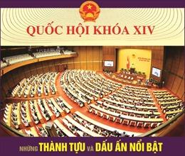 Giới thiệu sách ảnh 'Quốc hội khóa XIV - Những thành tựu và dấu ấn nổi bật'