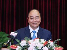 Chủ tịch nước Nguyễn Xuân Phúclàm việc với Đà Nẵng, Quảng Nam