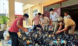 Cứu trợ người gốc Việt tại Preah Sihanouk trước thềm Tết Chol Chnnam Thmey