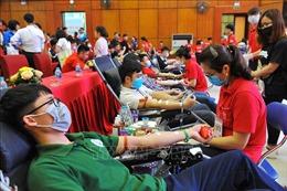 Thái Nguyên: Phát động chiến dịch 'Những giọt máu hồng hè năm 2021'